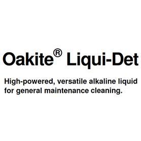 Oakite Liqui-Det- General Maintenance Cleaner | Paisley